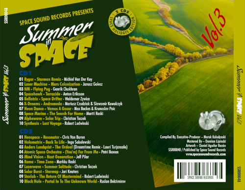 Summer In Space vol. 3